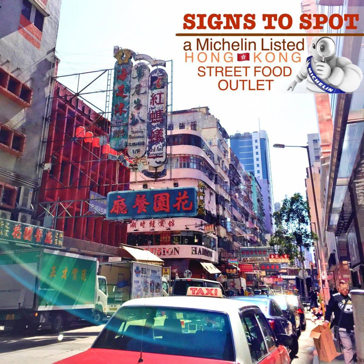 SIGNS TO SPOT a Michelin Hong Kong Street FoodOutlet