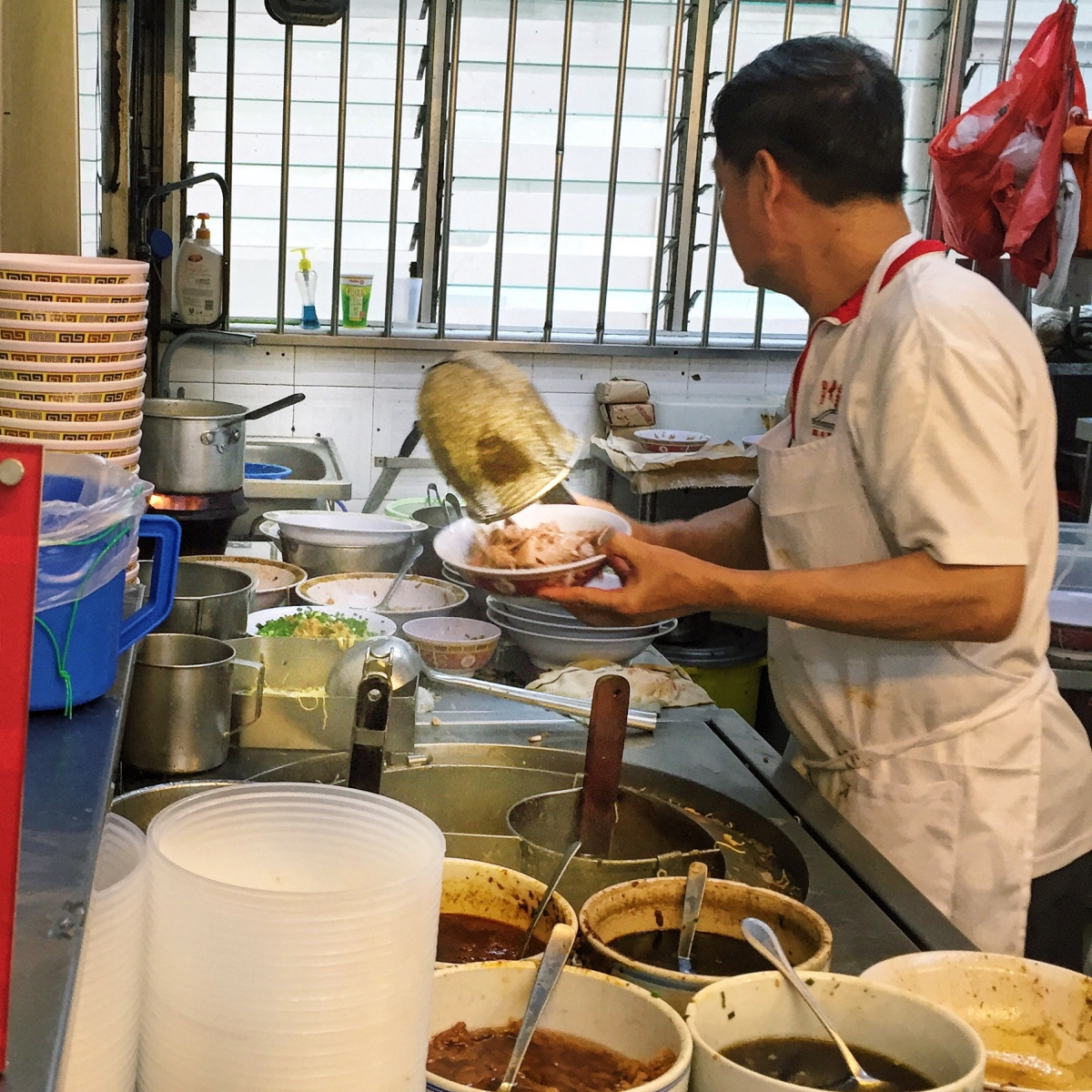 HUNTING HAWKERS: Michelin Starred Street-foods Singapore 2016, Short cuts, Side trips