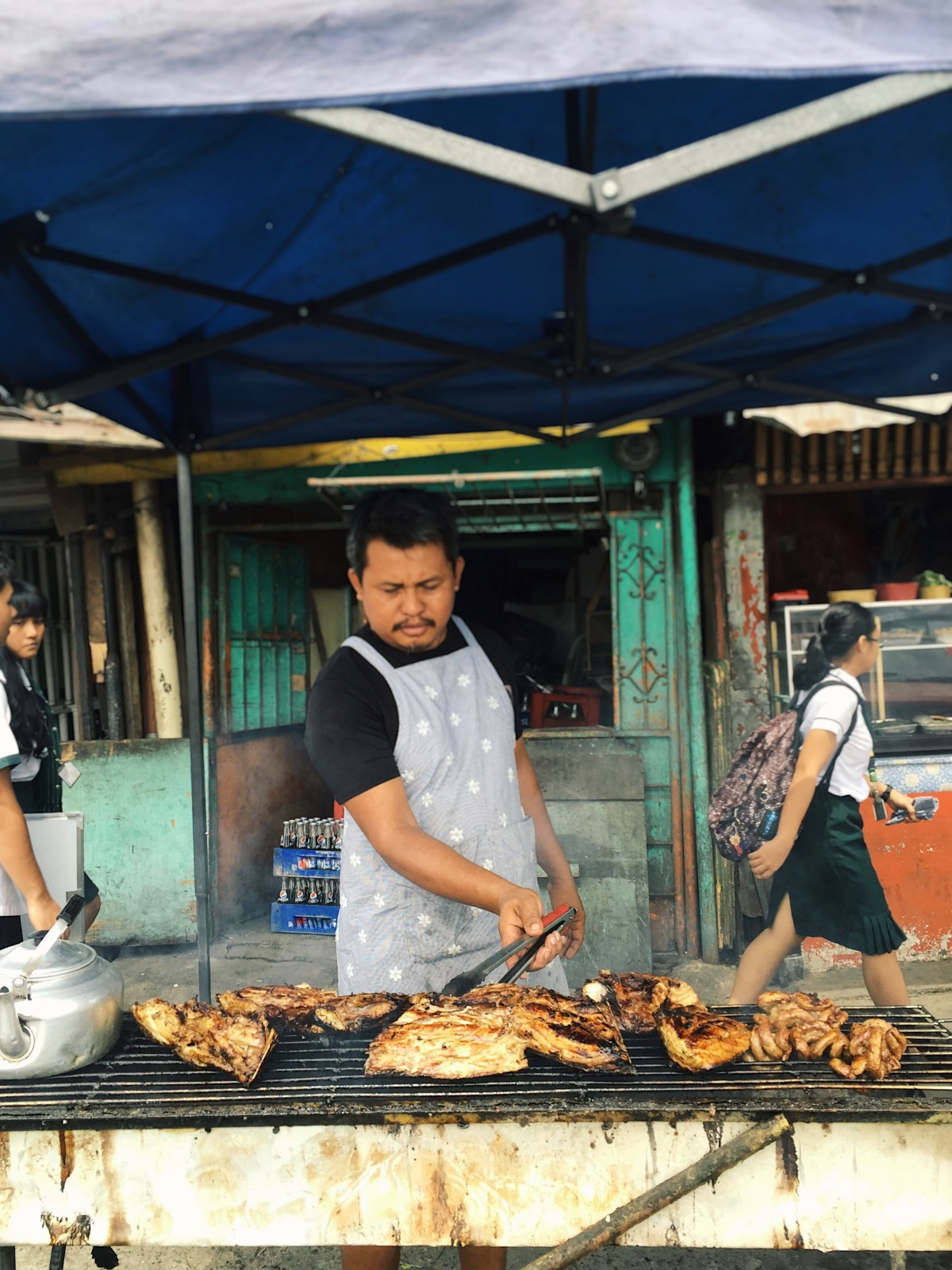Dod's Ihaw Ihaw: A World Street Food Master in Davao