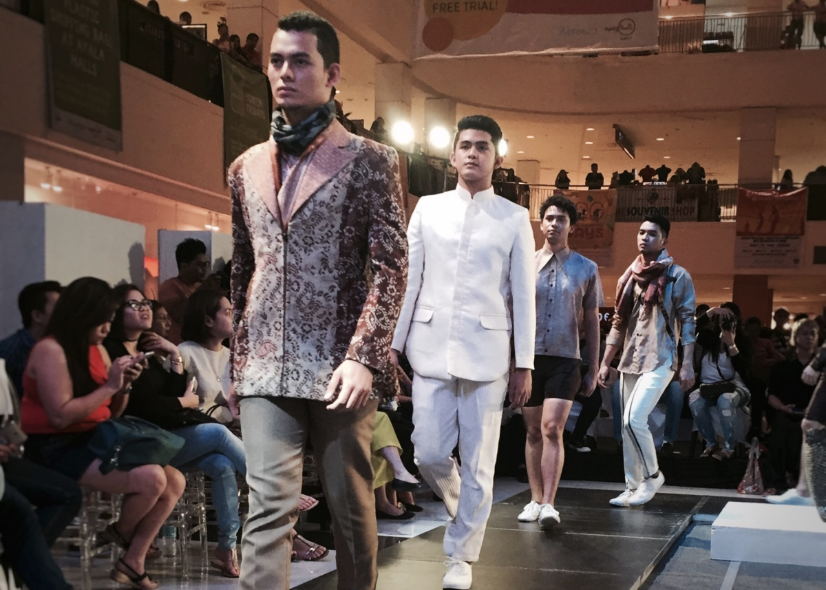 Fashion Weekend Davao 2017 sizzles Menswear with Tribal Flair