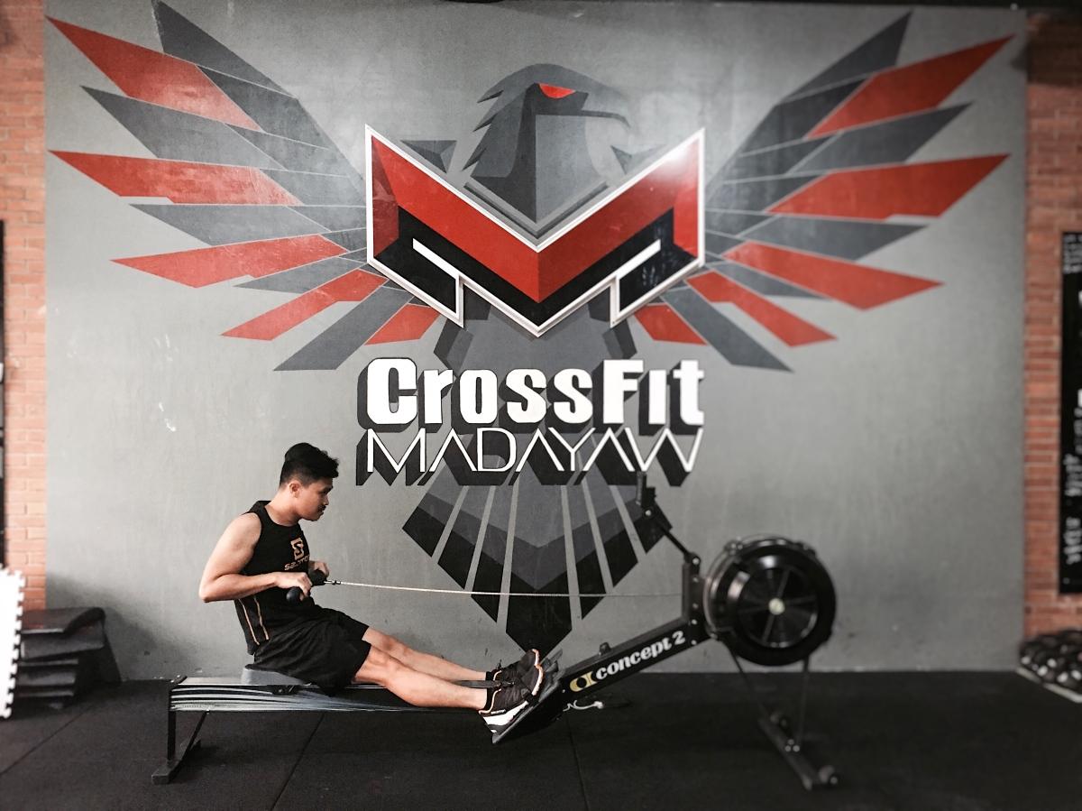 A Closer's Boot Camp Journal: CrossFitMadayaw