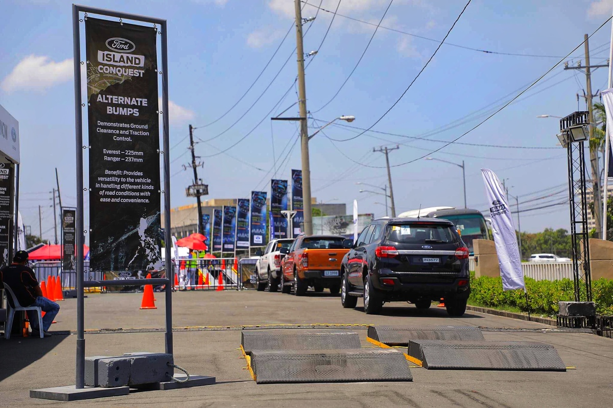 Mall Parking Transforms into Theme Park for Car Lovers: Ford Island Conquest in Davao