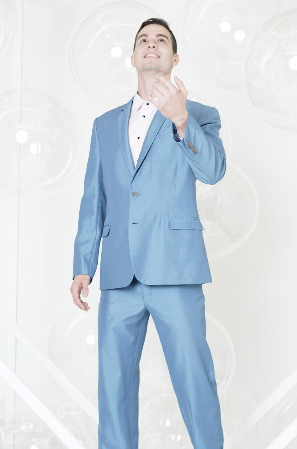 Men's Dandy Pieces for this Season's Corporate Events : The RajoMan HolidayCollection