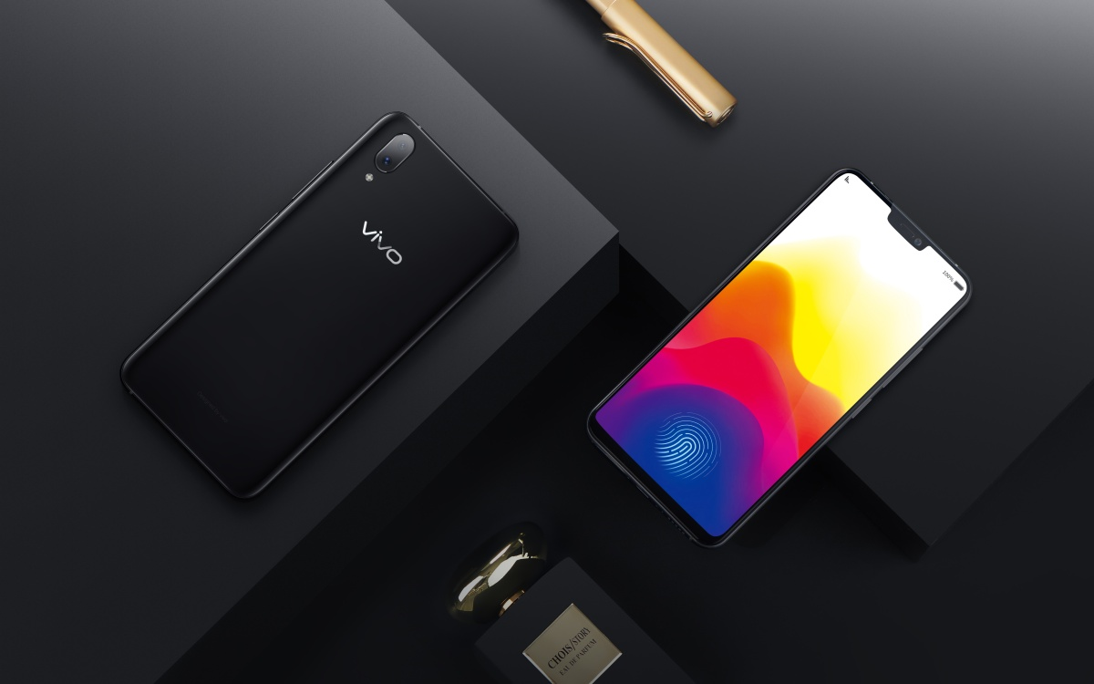 Vivo Philippines' Futuristic X21 : Convenient Security Options for the Millennials