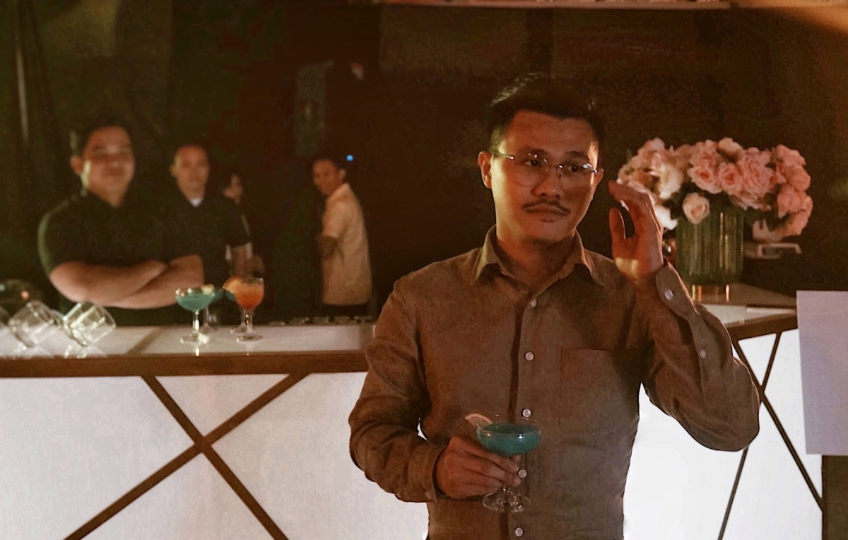 Menswear and Socials | Creating Contacts at the Enderun Cocktail Night