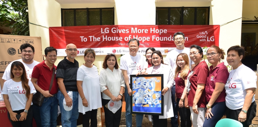 A gift from House of Hope