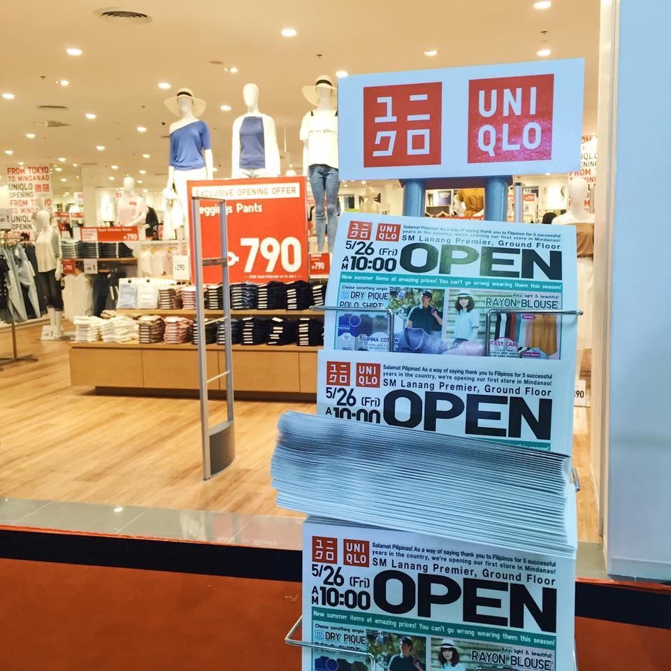 Why UNIQLO Closed its First Store in Mindanao?