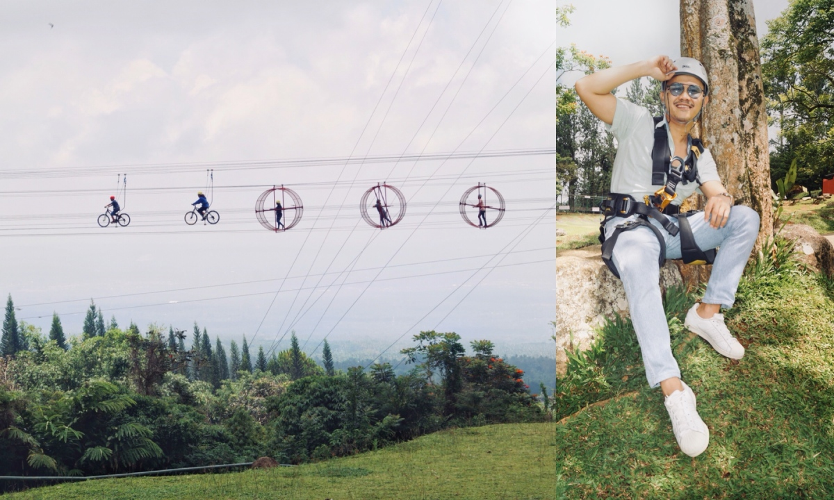 HOBO CODES | Circus-like Sky Rides at Eden Adventure Park Davao