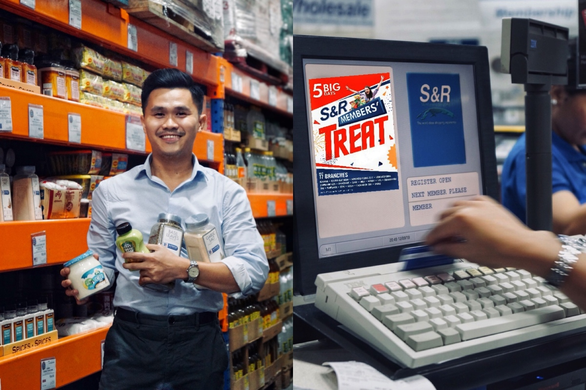 Grocery List for Young Urban Professionals | Feat. S&R Members' Treat Sale Items