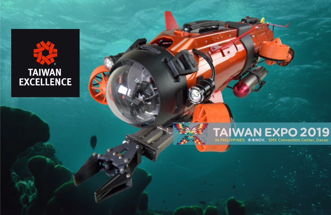 Taiwan Excellence Brings Wondrous Innovations in Davao Via Taiwan Expo 2019