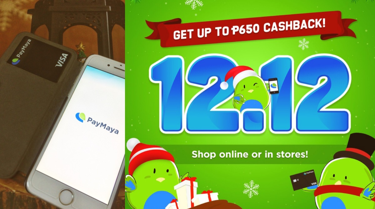 PayMaya: Shop More to Give More and be Given Even More this 12.12 Sale