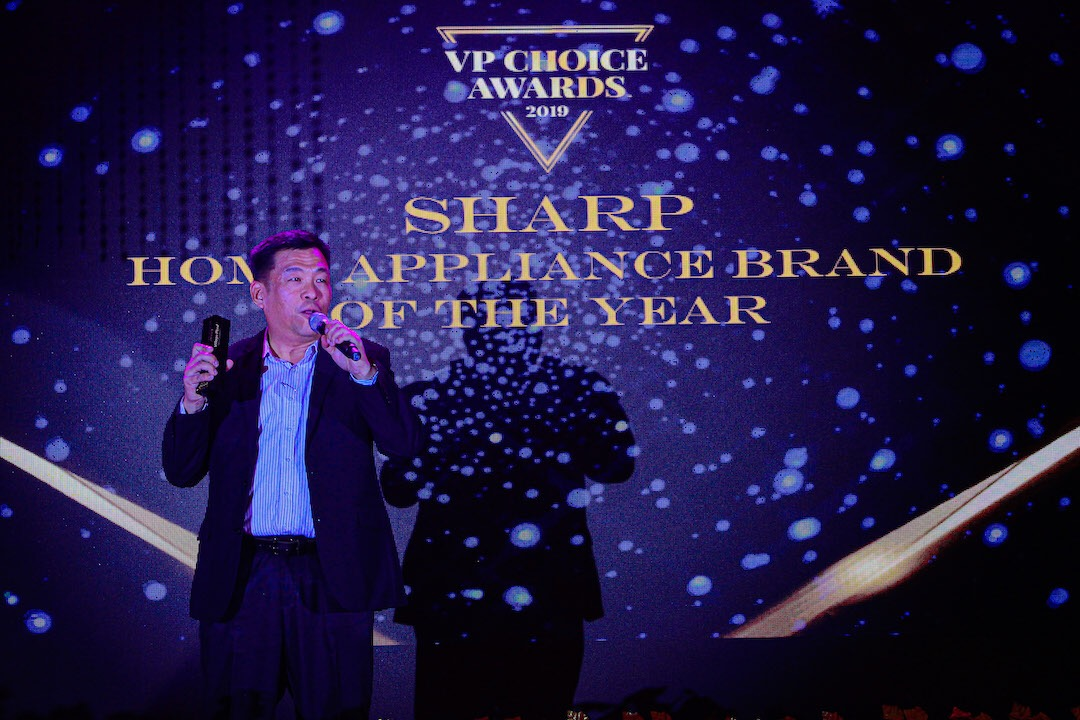VP Choice Awards 2019 : Sharp PH, the Home Appliance Brand of the Year