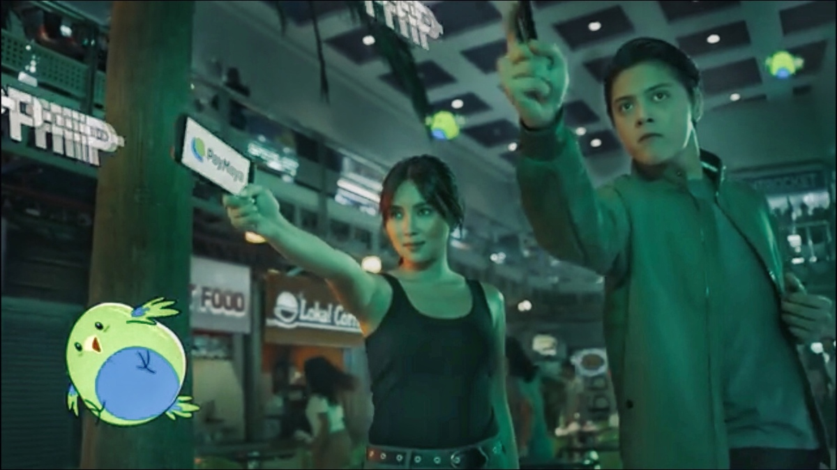 KathNiel in latest action-packed '#BalikBayad' ad: 'PayMaya allows you to earn money rewards, make more time, experience greater convenience'