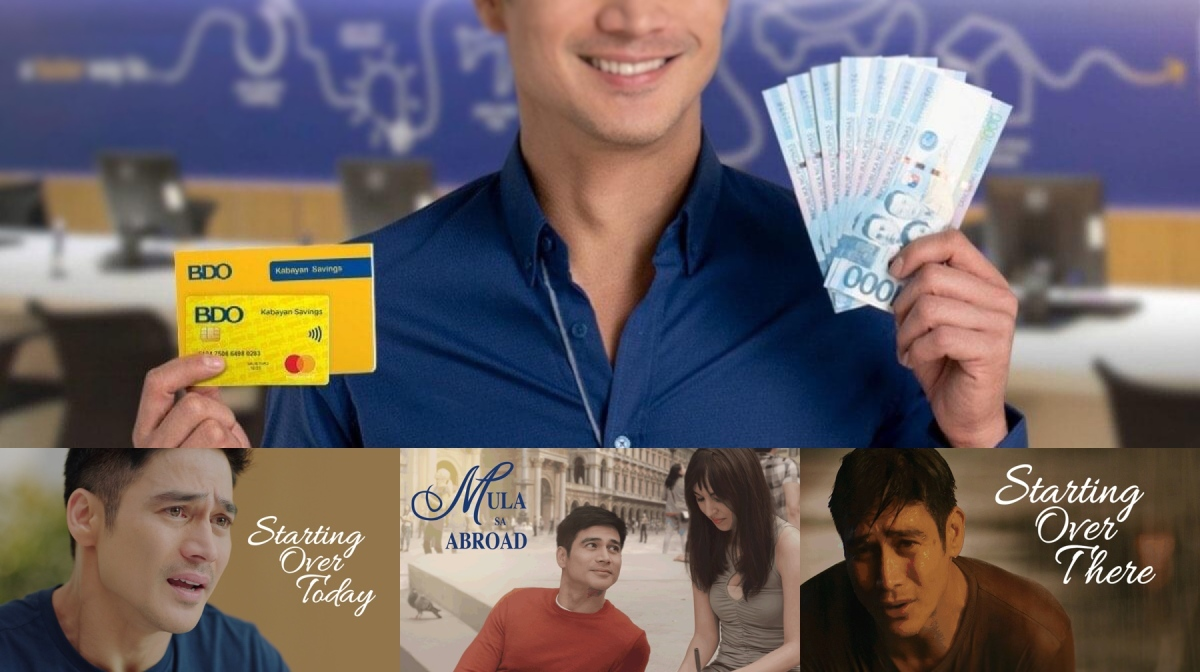 BDO Remit Features a Funny Piolo Pascual in New Video Ads to Bring Laughter and Hope to Overseas Filipinos Amidst Pandemic