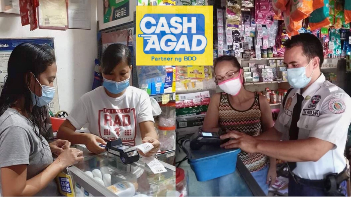 """Cash Agad"" Provides Unhindered Access to Money to Filipinos in Distant Communities Amid the Pandemic"